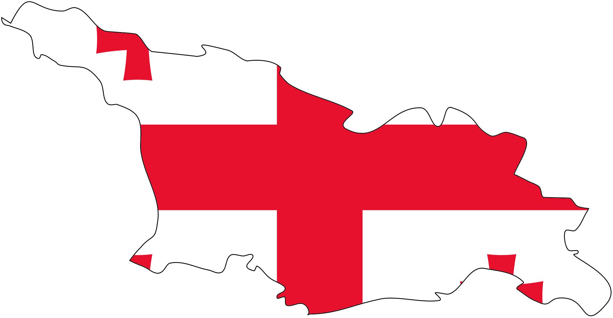 Images of Flag Of Georgia   2048x1063
