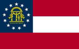 255x159 > Flag Of Georgia Wallpapers