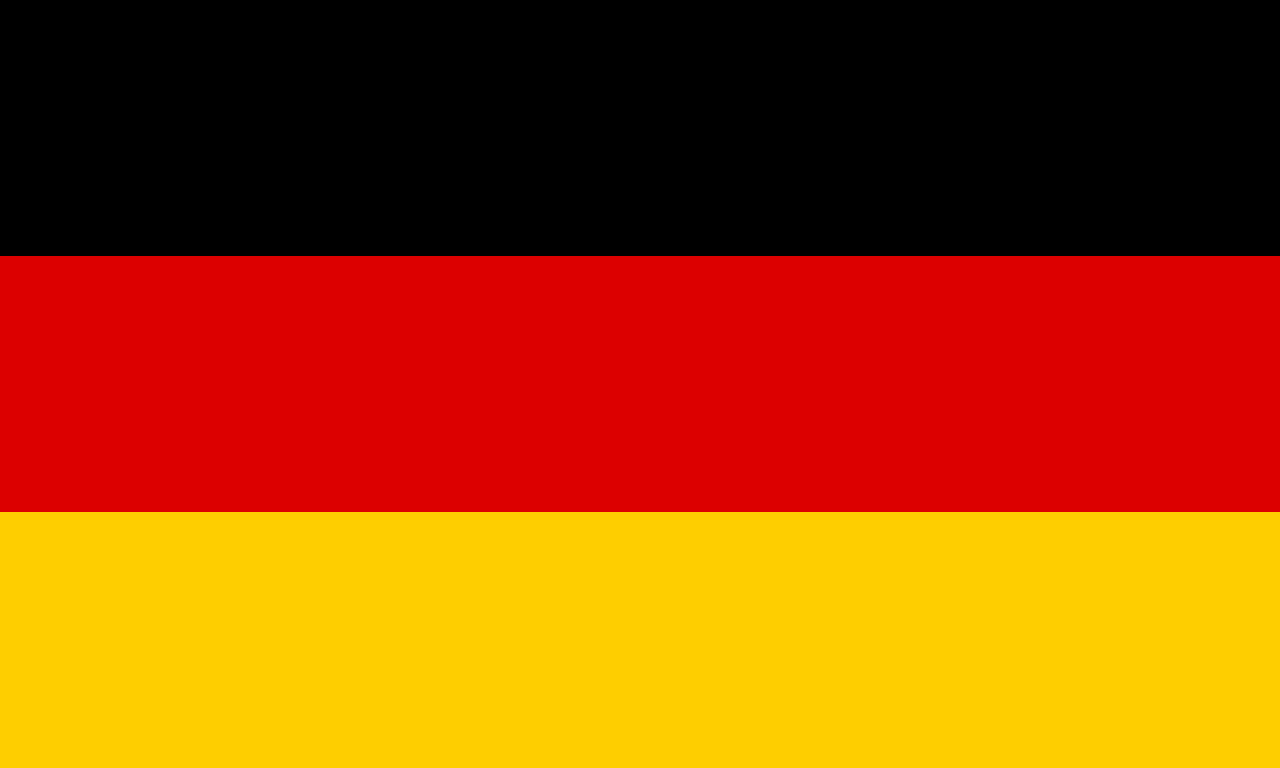 HD Quality Wallpaper   Collection: Misc, 1280x768 Flag Of Germany