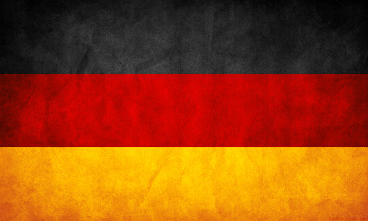 Flag Of Germany Backgrounds, Compatible - PC, Mobile, Gadgets  1280x768 px