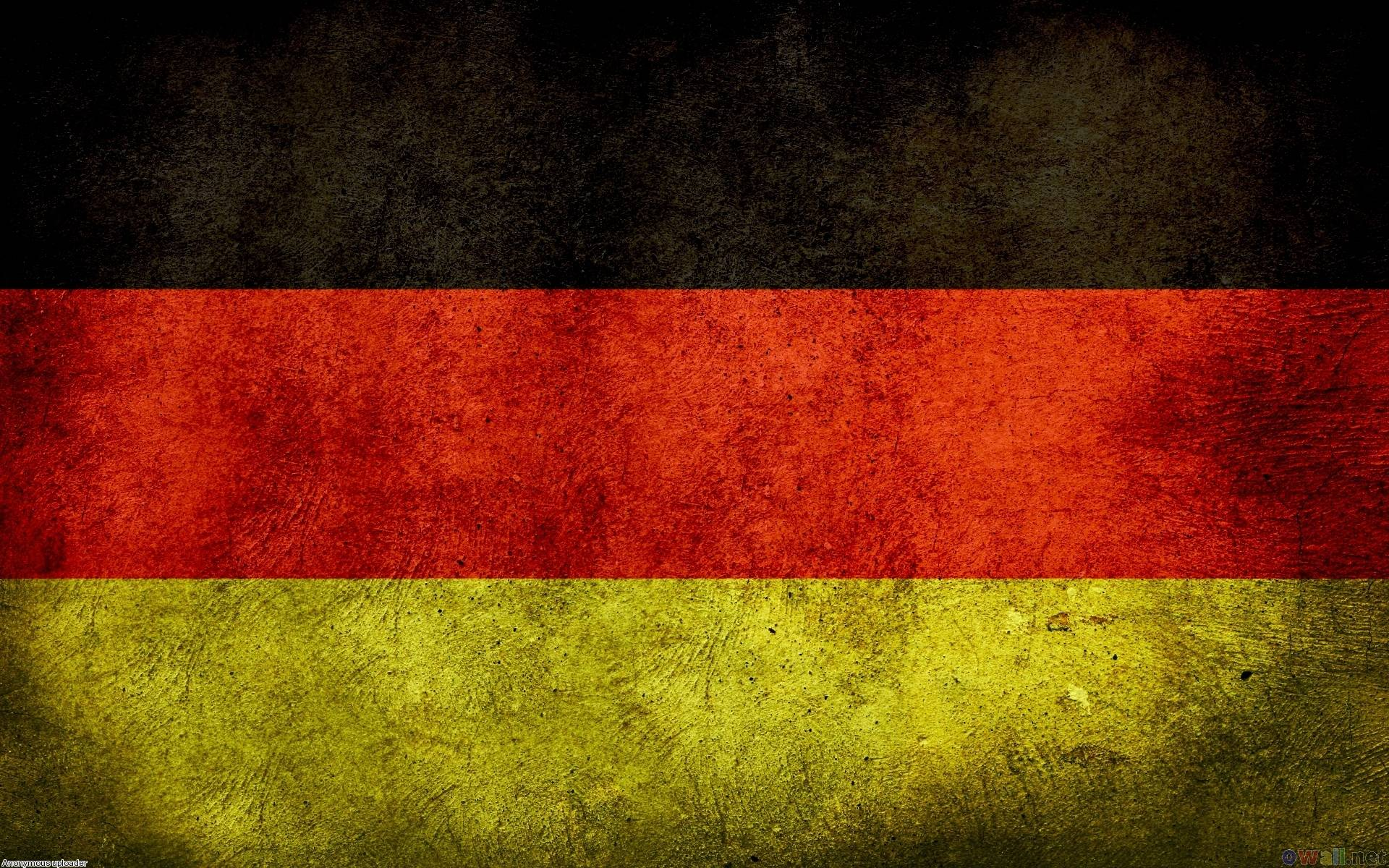 HD Quality Wallpaper   Collection: Misc, 1920x1200 Flag Of Germany