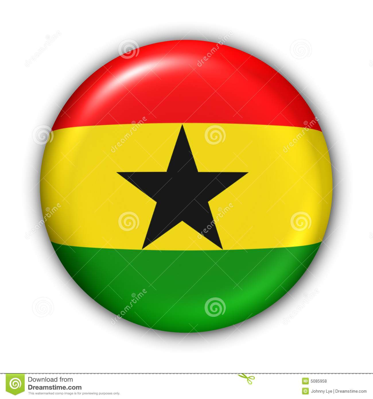 Images of Flag Of Ghana | 1300x1390