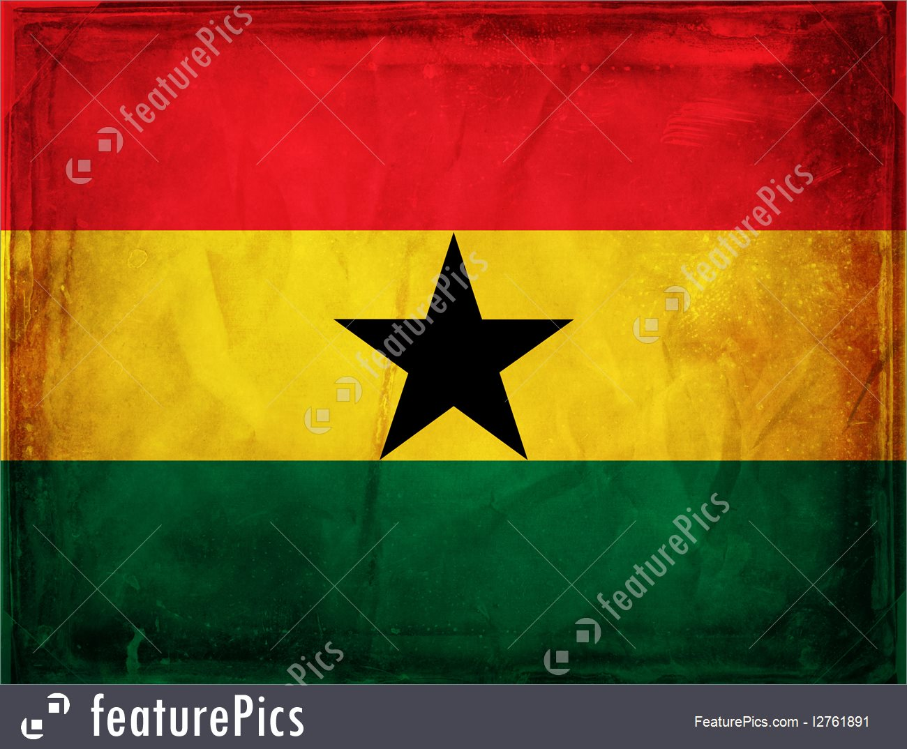 HQ Flag Of Ghana Wallpapers | File 201.5Kb
