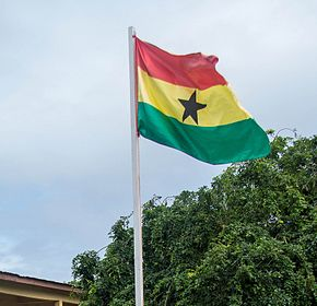Amazing Flag Of Ghana Pictures & Backgrounds