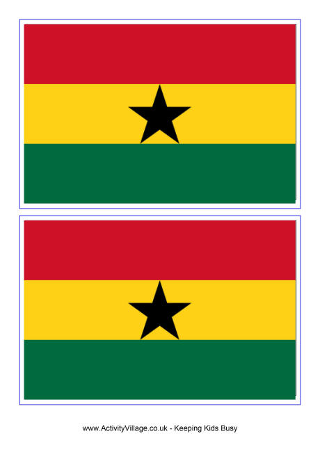 Images of Flag Of Ghana | 460x650