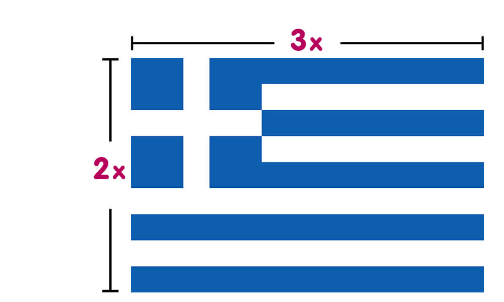 Images of Flag Of Greece | 1000x600