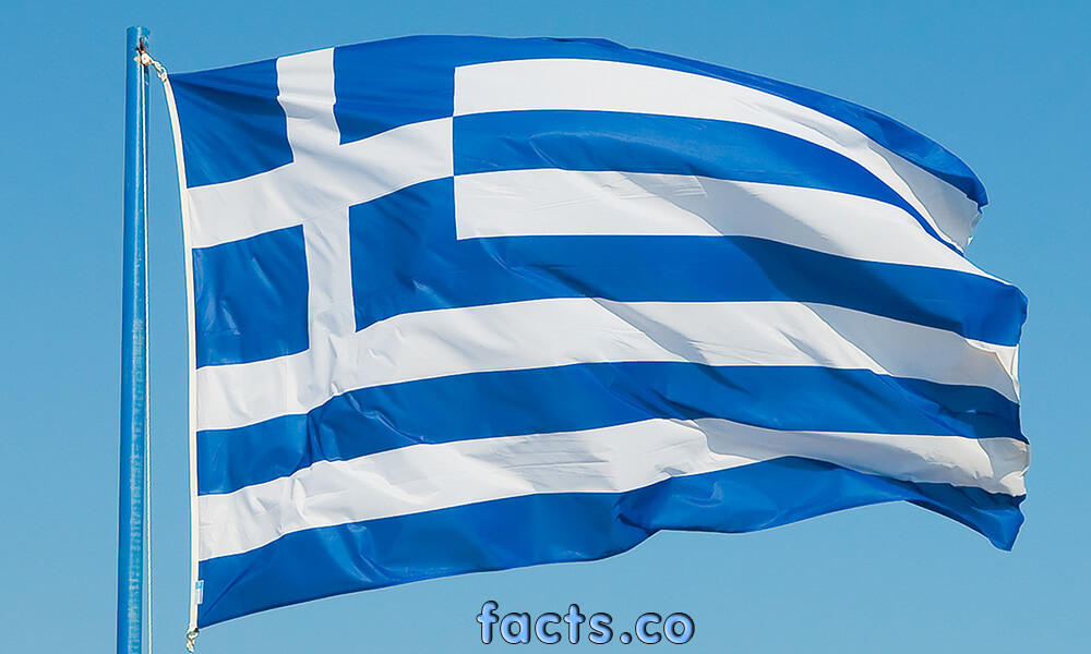 Flag Of Greece Backgrounds on Wallpapers Vista