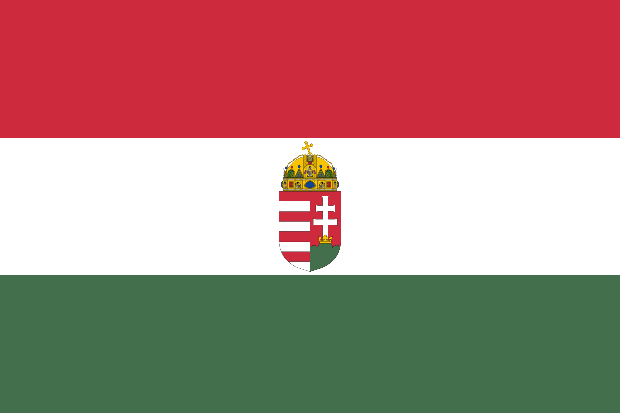 Nice wallpapers Flag Of Hungary 1280x853px