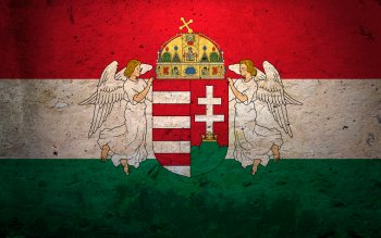 Flag Of Hungary Backgrounds, Compatible - PC, Mobile, Gadgets| 350x219 px