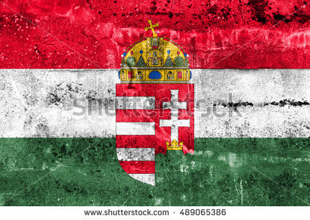 Nice Images Collection: Flag Of Hungary Desktop Wallpapers