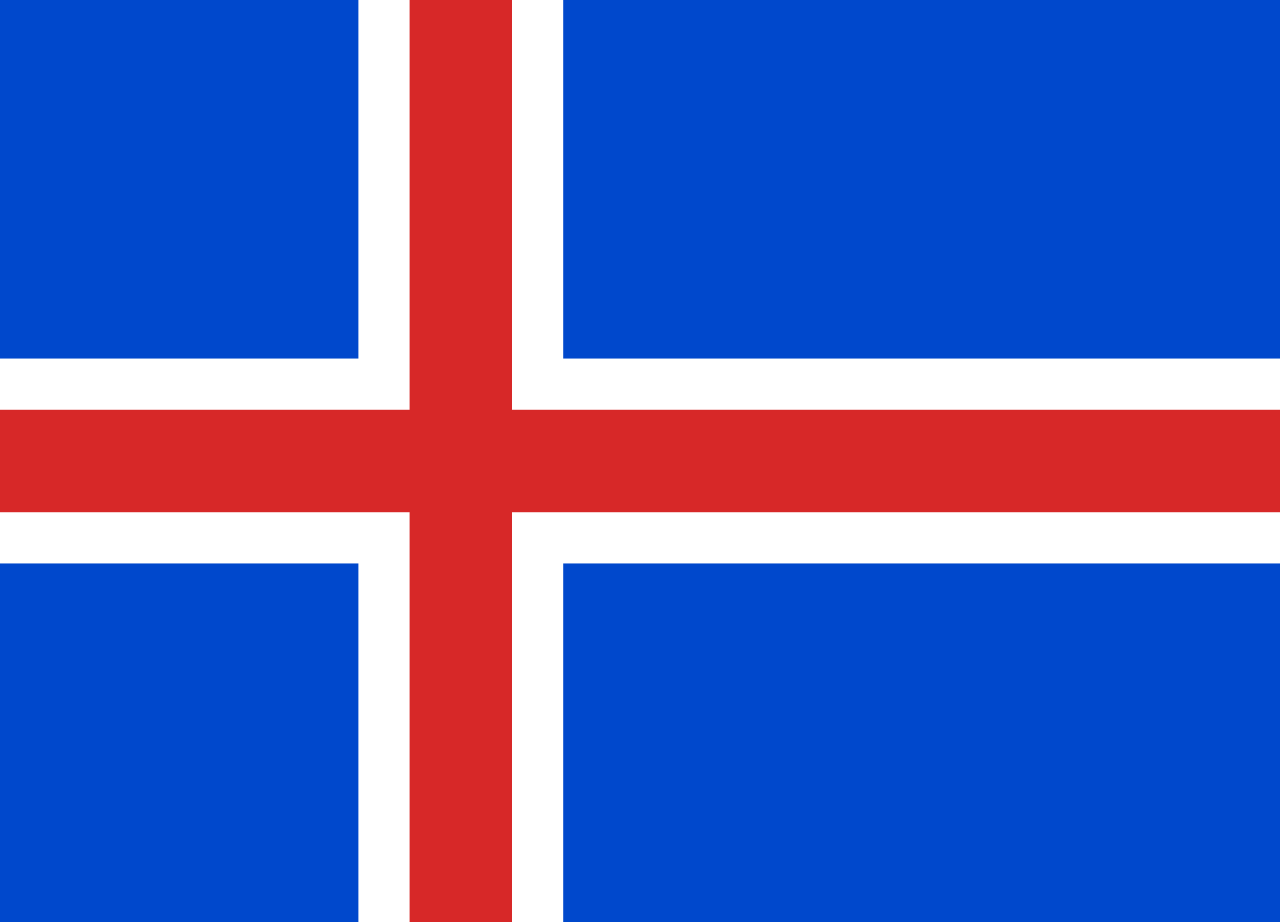 Flag Of Iceland Pics, Misc Collection