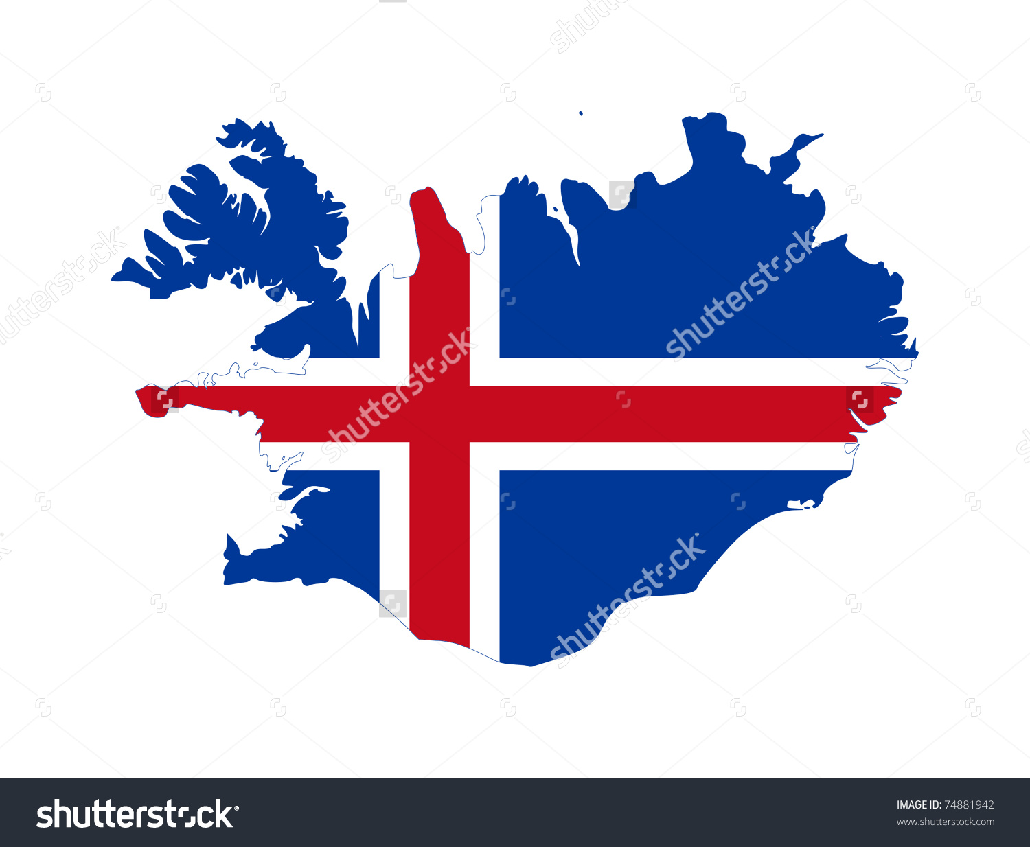 Flag Of Iceland Backgrounds on Wallpapers Vista