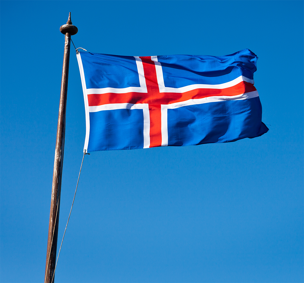 1000x930 > Flag Of Iceland Wallpapers