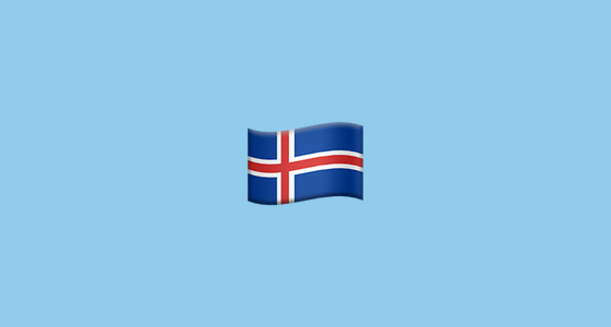 HQ Flag Of Iceland Wallpapers | File 11.06Kb