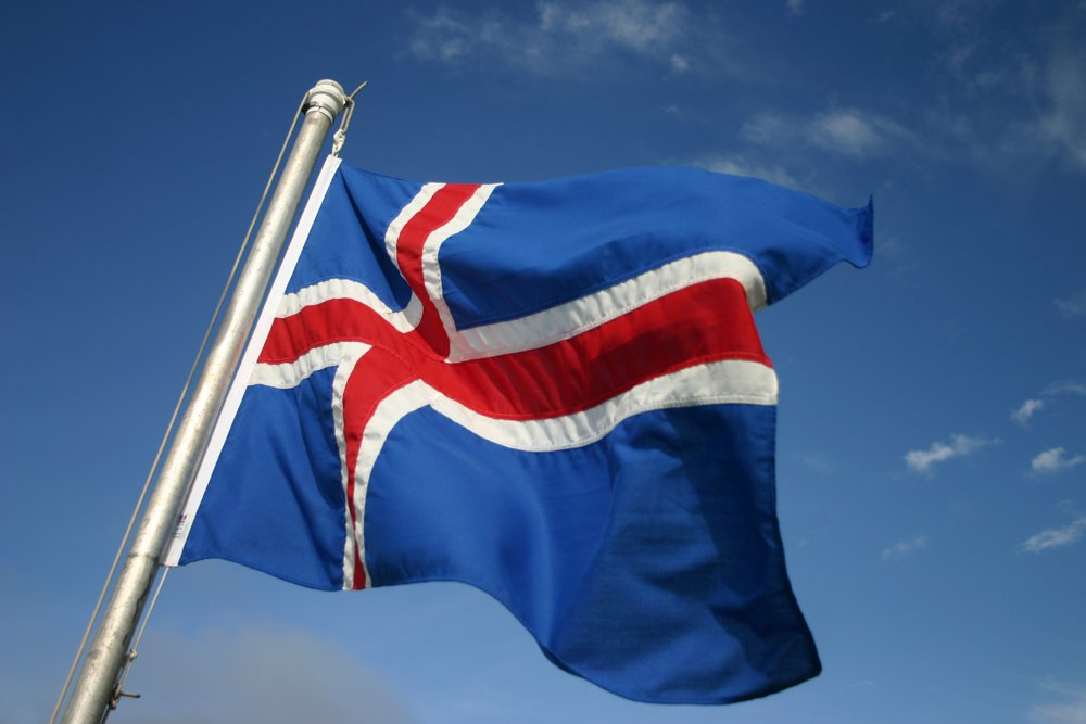 Flag Of Iceland Backgrounds, Compatible - PC, Mobile, Gadgets| 1000x667 px