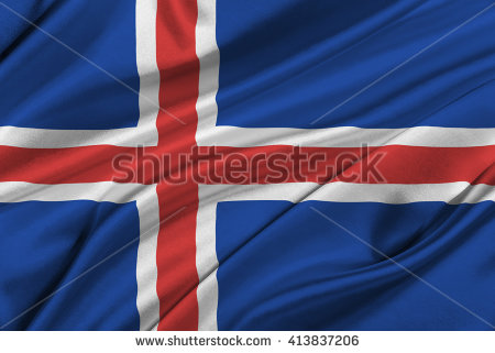 HD Quality Wallpaper | Collection: Misc, 450x321 Flag Of Iceland