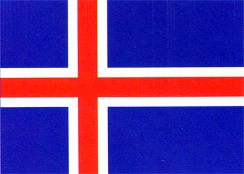 Images of Flag Of Iceland | 350x250
