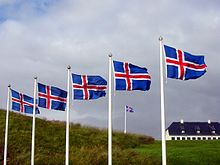 HD Quality Wallpaper | Collection: Misc, 220x165 Flag Of Iceland