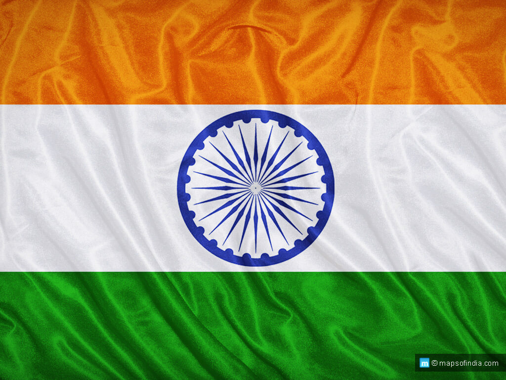 Flag Of India Backgrounds, Compatible - PC, Mobile, Gadgets| 1024x768 px