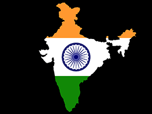 Nice wallpapers Flag Of India 300x225px