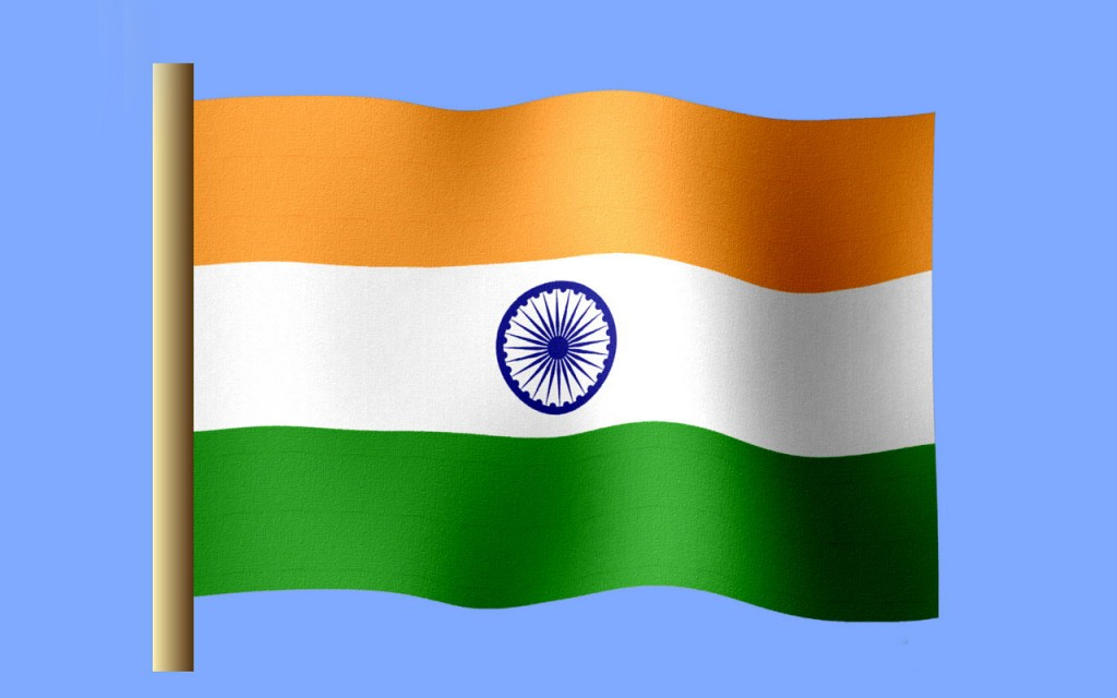 High Resolution Wallpaper | Flag Of India 1024x640 px
