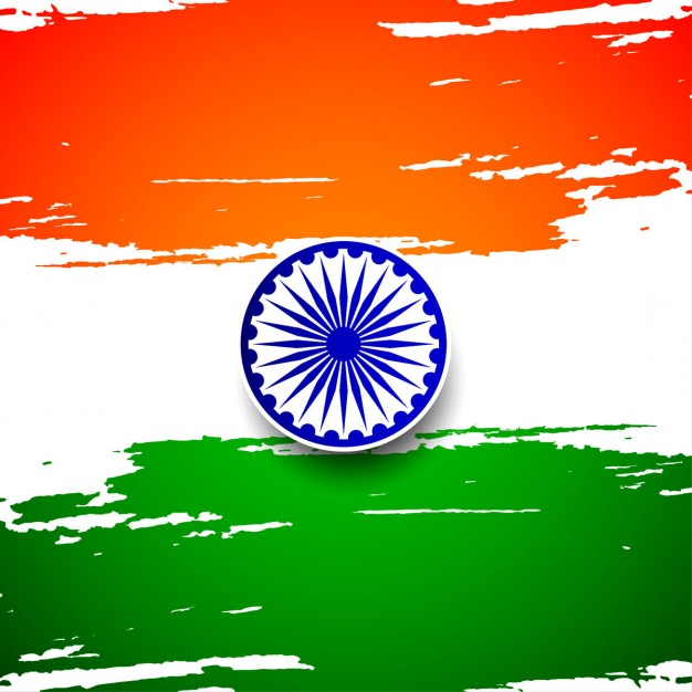 Nice Images Collection: Flag Of India Desktop Wallpapers