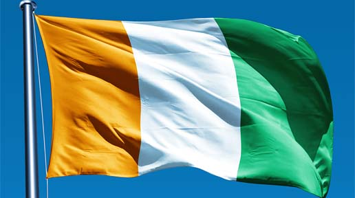 Flag Of Ireland High Quality Background on Wallpapers Vista