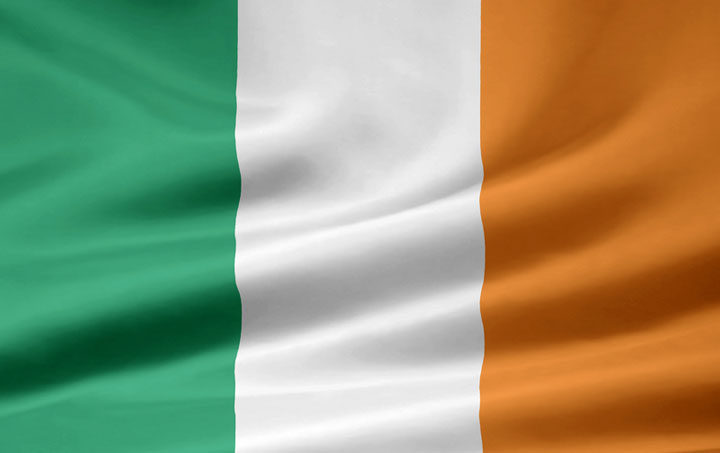 Images of Flag Of Ireland | 720x453