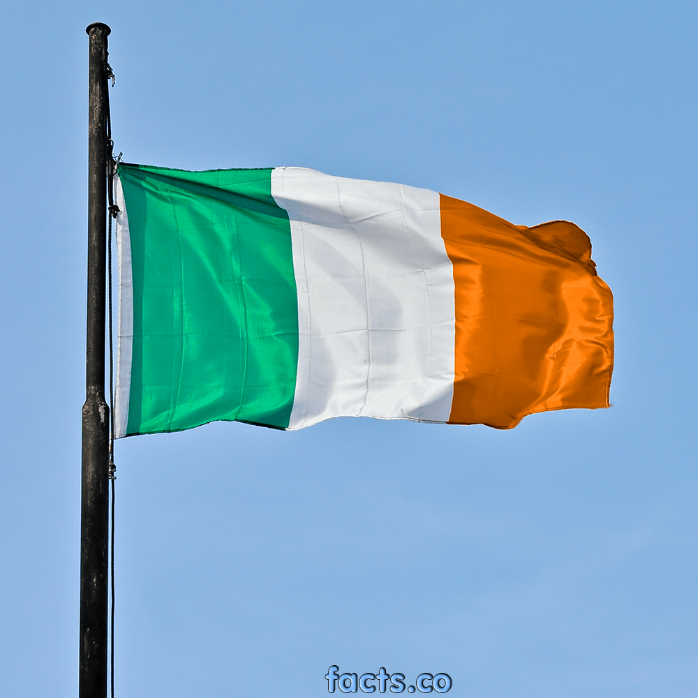 Flag Of Ireland Backgrounds on Wallpapers Vista