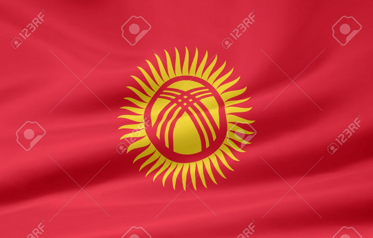 Flag Of Kyrgyzstan High Quality Background on Wallpapers Vista
