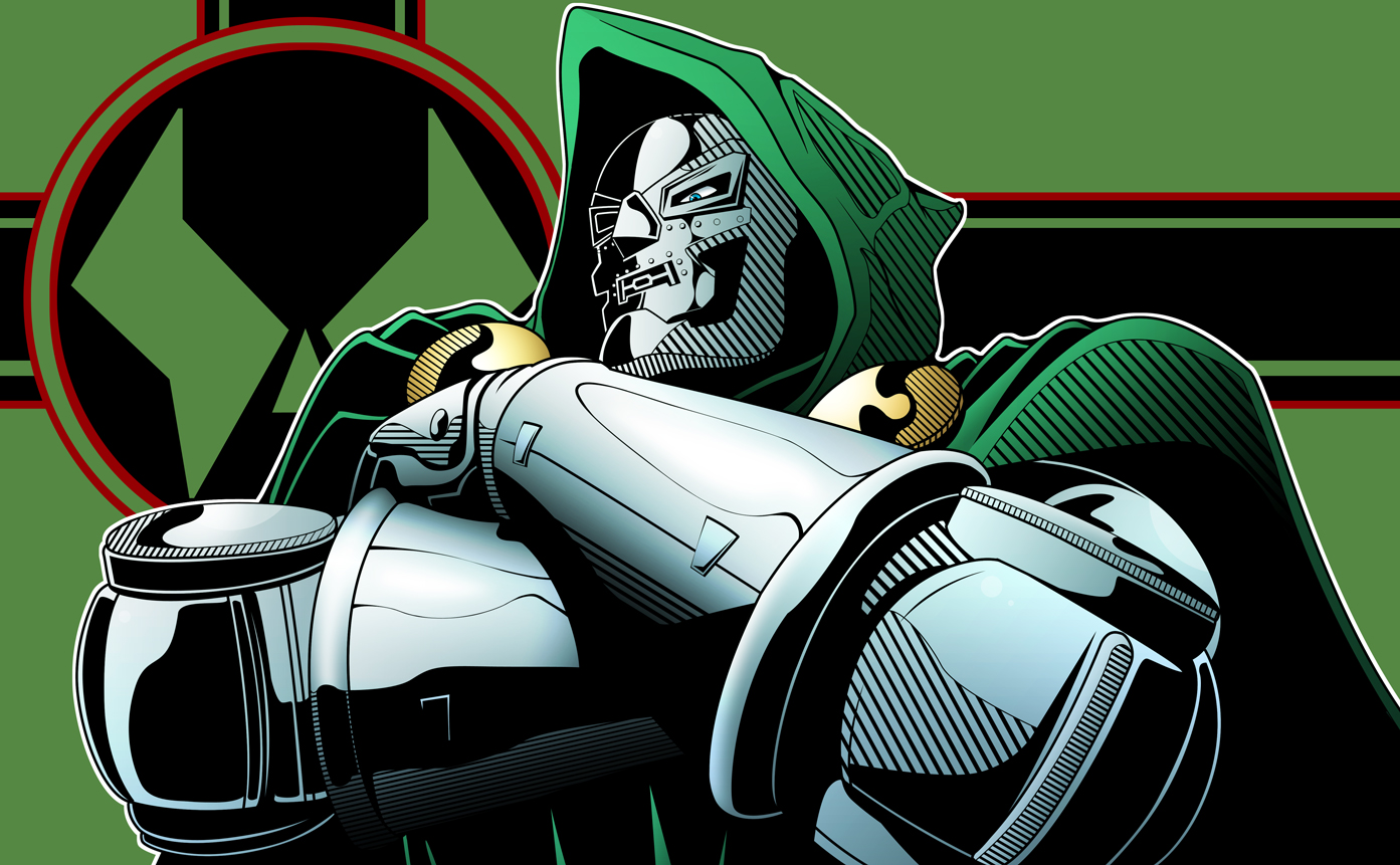 Amazing Flag Of Latveria Pictures & Backgrounds