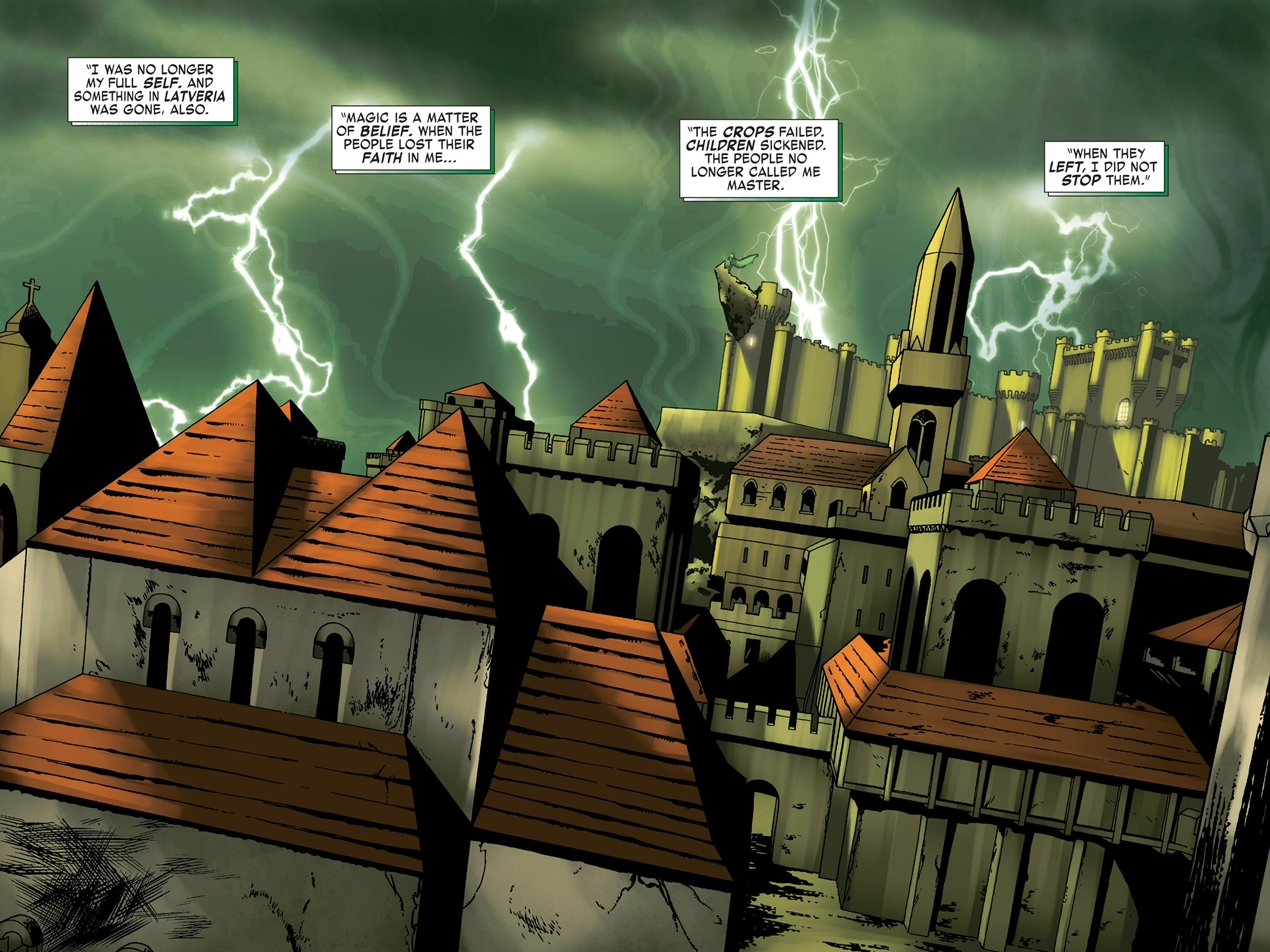 Nice wallpapers Flag Of Latveria 1270x952px