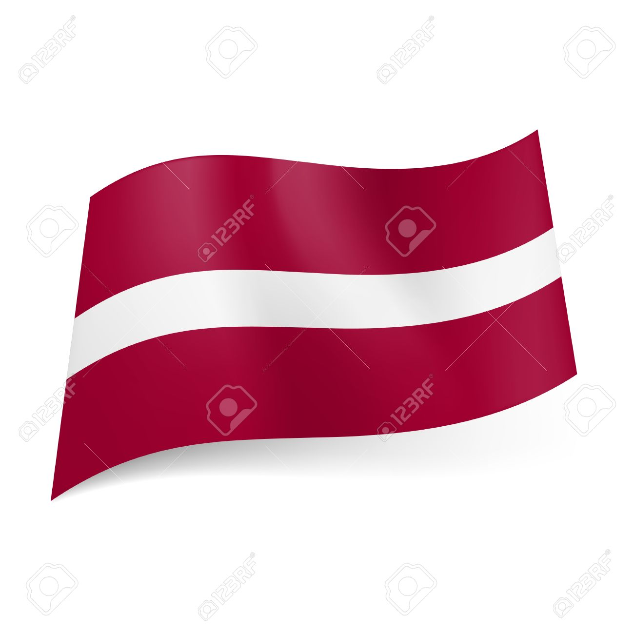 Flag Of Latvia Backgrounds, Compatible - PC, Mobile, Gadgets| 1300x1300 px