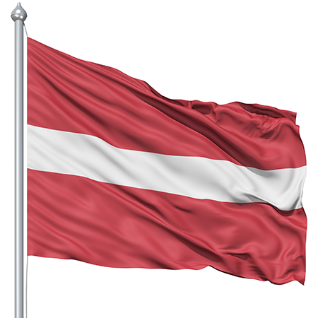 HD Quality Wallpaper | Collection: Misc, 450x450 Flag Of Latvia