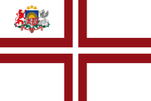 Flag Of Latvia High Quality Background on Wallpapers Vista