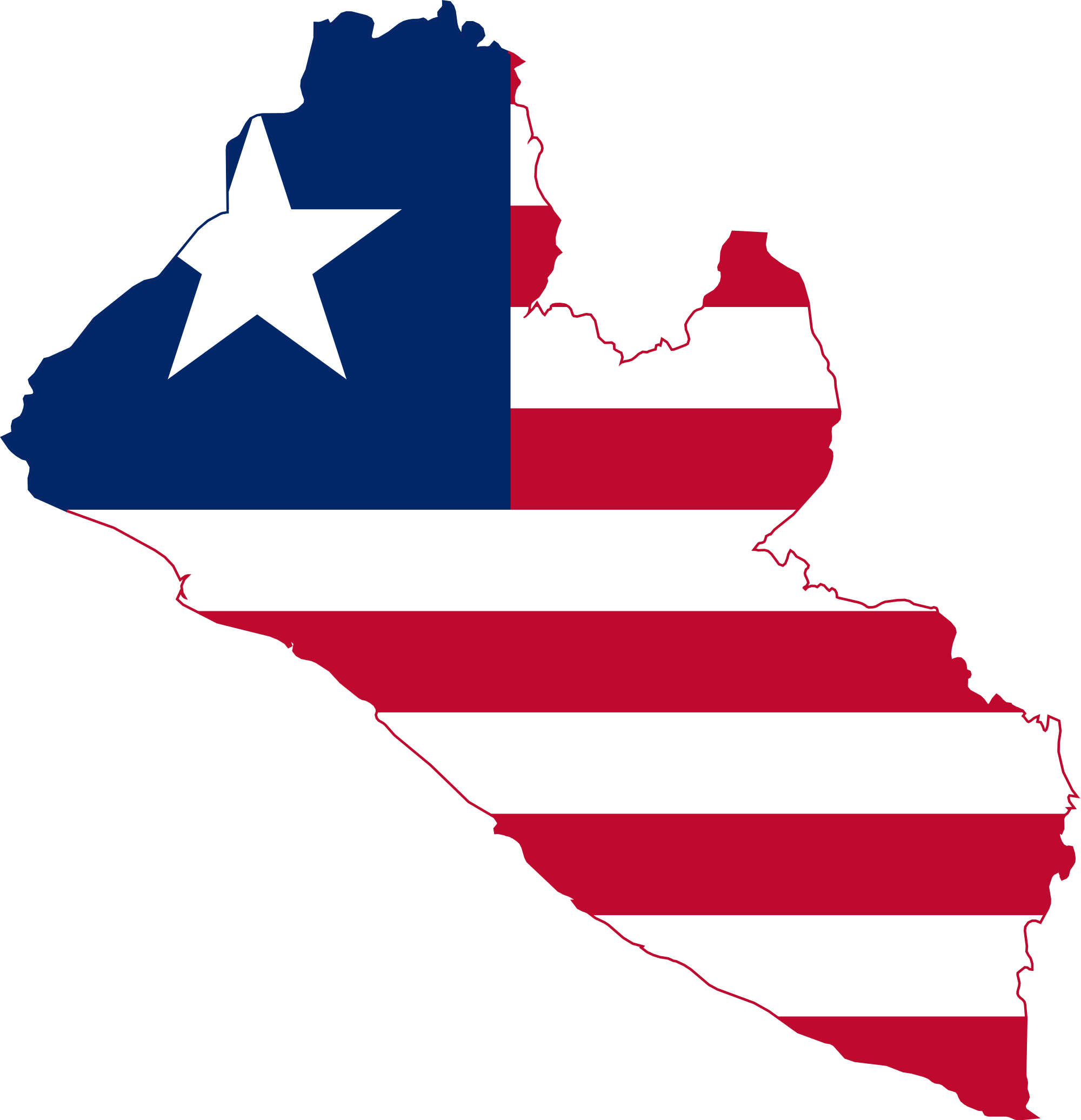 HQ Flag Of Liberia Wallpapers | File 130.88Kb