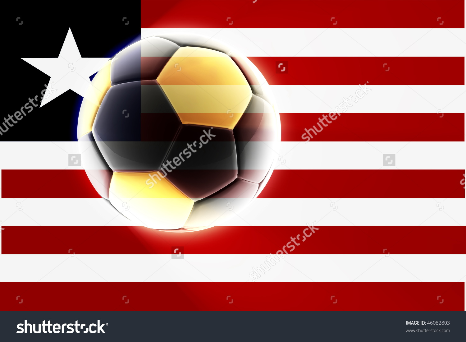 Flag Of Liberia High Quality Background on Wallpapers Vista