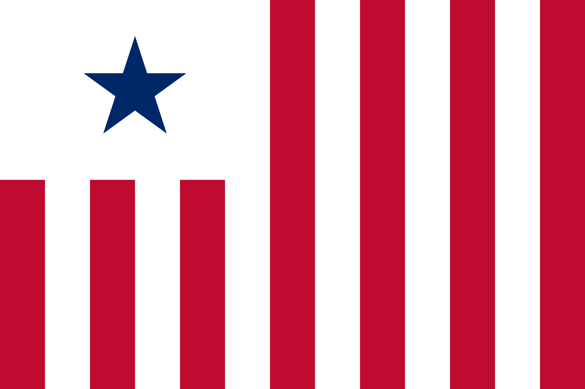 Images of Flag Of Liberia | 2000x1331