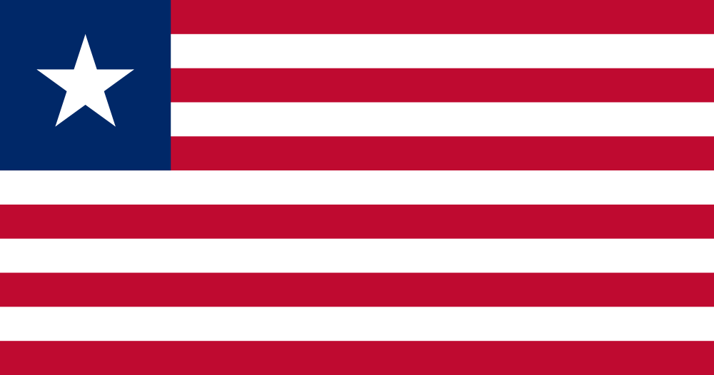HQ Flag Of Liberia Wallpapers | File 7.23Kb