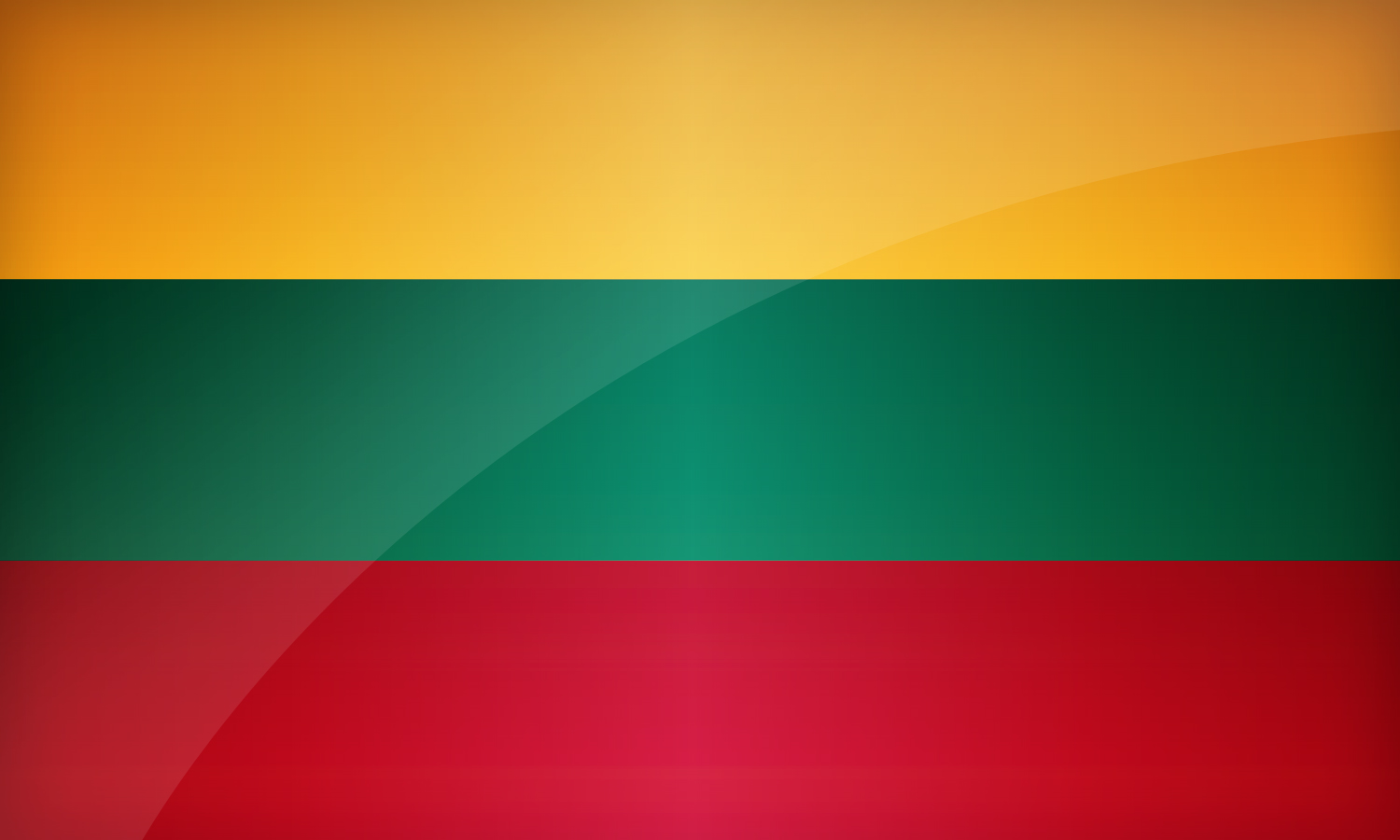 Flag Of Lithuania Backgrounds on Wallpapers Vista