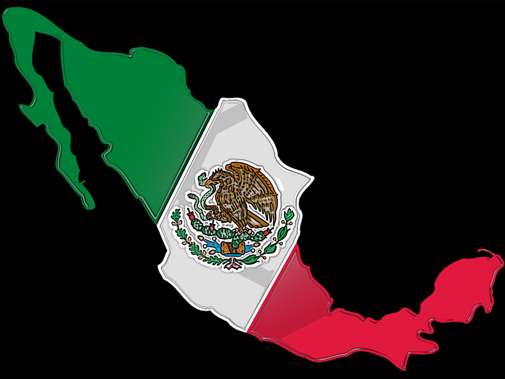Images of Flag Of Mexico   1024x768