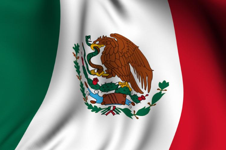 Images of Flag Of Mexico   750x499