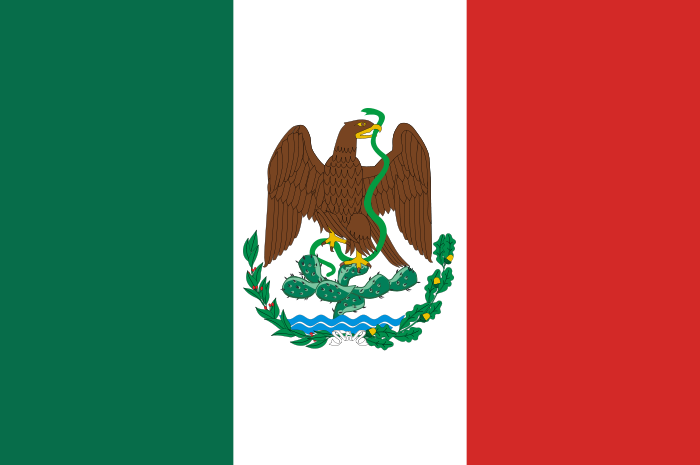 Amazing Flag Of Mexico Pictures & Backgrounds