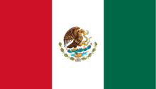 Nice Images Collection: Flag Of Mexico Desktop Wallpapers