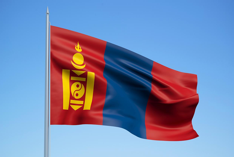 High Resolution Wallpaper   Flag Of Mongolia 1240x830 px