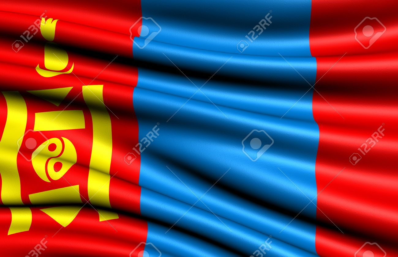HQ Flag Of Mongolia Wallpapers   File 122.17Kb