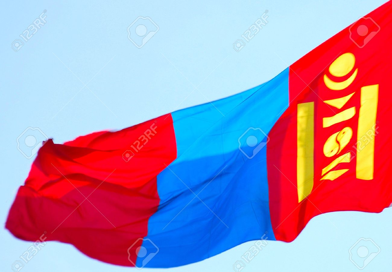High Resolution Wallpaper   Flag Of Mongolia 1300x902 px