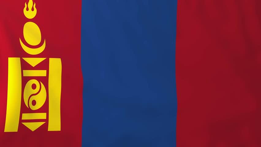 High Resolution Wallpaper   Flag Of Mongolia 852x480 px
