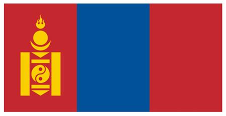 High Resolution Wallpaper   Flag Of Mongolia 450x232 px