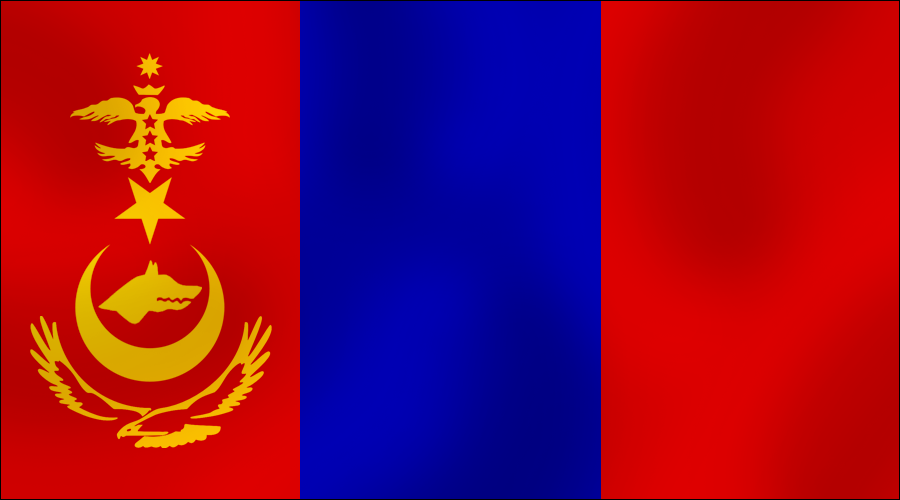 Flag Of Mongolia High Quality Background on Wallpapers Vista